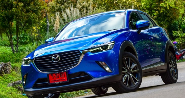 Mazda CX-3 เบนซิน ตระกูล ลินมิตร driveautoblog (3)
