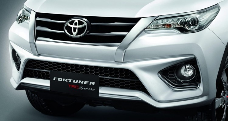 2016 Toyota Fortuner TRD Sportivo (6)