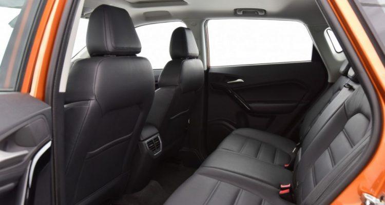 2016 MG GS interior  driveautoblog Testdrive (30)