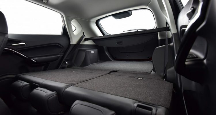 2016 MG GS interior  driveautoblog Testdrive (36)