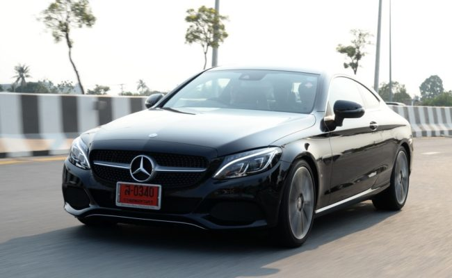 C 250 Coupe Sport_Black_Running (1)